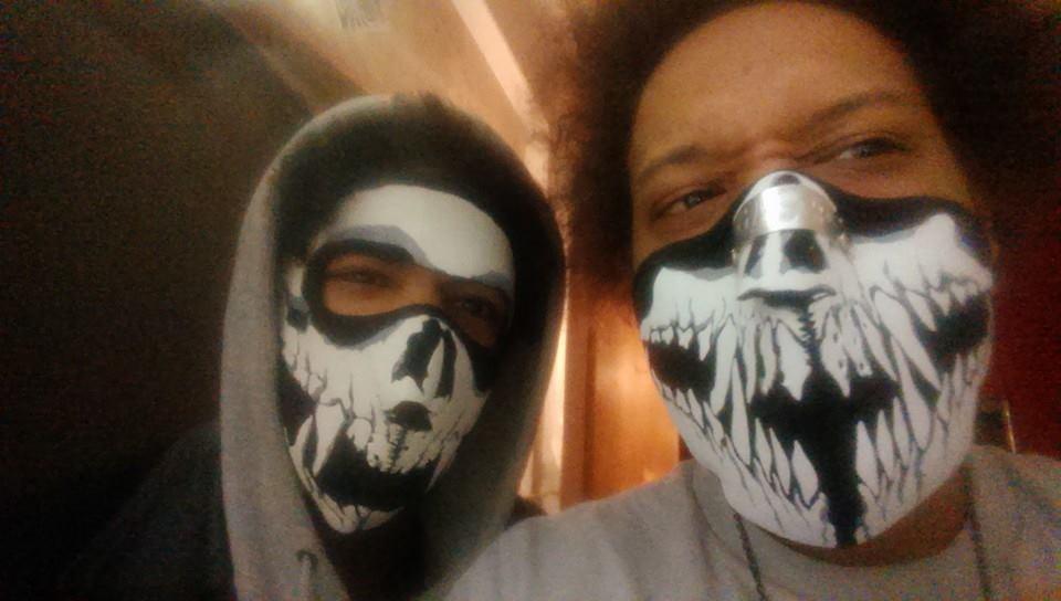 Dope D.O.D. Facemasks