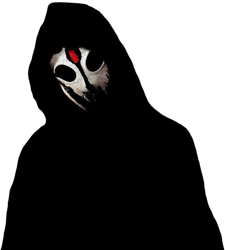 Ghost Bivakmuts Headshot
